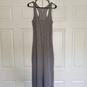 Mossimo Grey Maxi Dress